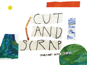 cut & scrap by mogu takahashi